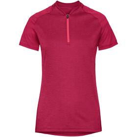 VAUDE Tamaro III Shirt Dame crimson red/cranberry